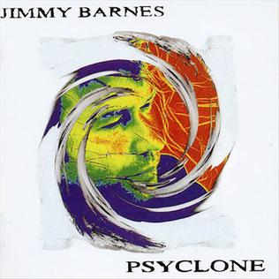 <i>Psyclone</i> (album) 1995 studio album by Jimmy Barnes