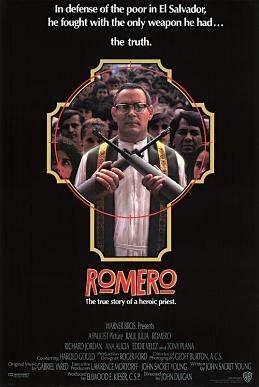 Romero (1989, film poster).jpg