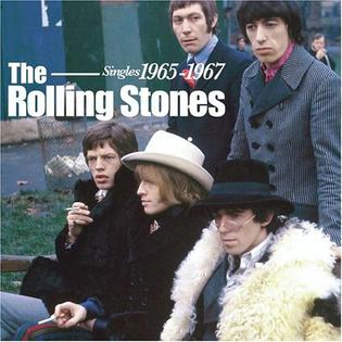 <i>Singles 1965–1967</i> 2004 box set by The Rolling Stones