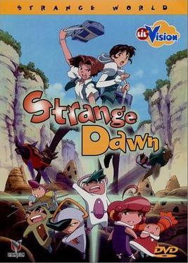 Strange Dawn Strange_Dawn_volume_1_DVD_cover_%28Urban_Vision%29