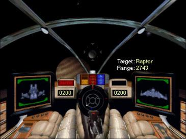 Screenshot showing vastly improved graphics. Super Wing Commander screenshot.jpeg