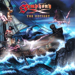 <i>The Odyssey</i> (album) 2002 studio album by Symphony X