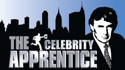 celebrity apprentice donald trump logo nbc