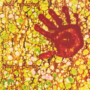 <i>Nearly Human</i> 1989 studio album by Todd Rundgren