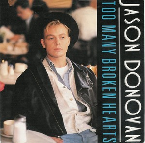 Jason Donovan - Too Many Broken Hearts (studio acapella)