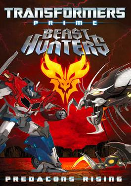 Transformers prime Beast Hunters Predacon Rising