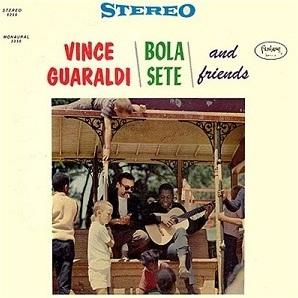 <i>Vince Guaraldi, Bola Sete and Friends</i> 1964 studio album by Vince Guaraldi and Bola Sete