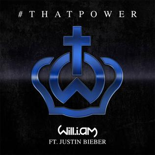 thatPower 2013 song by will.i.am