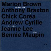 <i>Afternoon of a Georgia Faun</i> album by Marion Brown