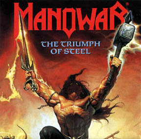 <i>The Triumph of Steel</i> 1992 studio album by Manowar