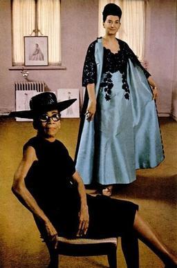 Black Fashion History Brought To Life Designer History