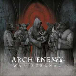 Image result for arch enemy war eternal
