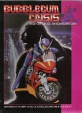 Bubblegum Crisis, role-playing game.jpg