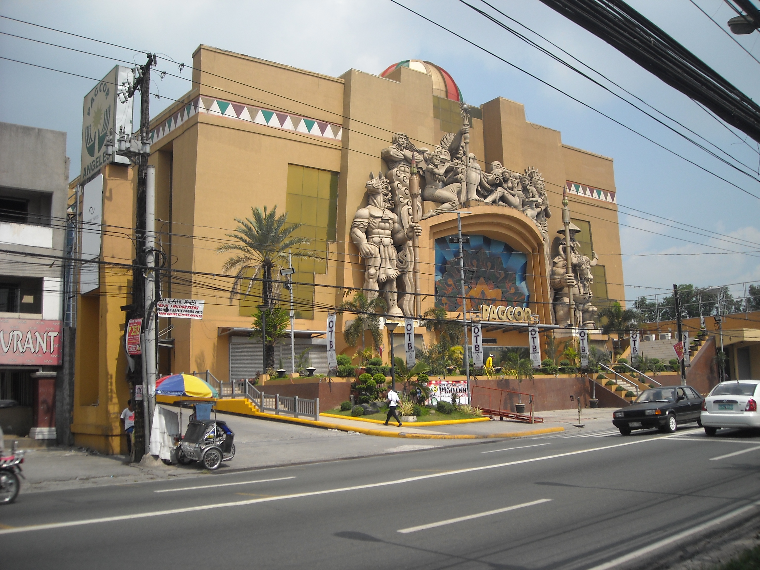 philippine gaming and casino Last week, gaming officials said galaxy's $500 million casino plan can't proceed in boracay because duterte said so both have gaming permits from the philippine amusement & gaming corp.