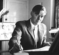 C. Walter Hodges