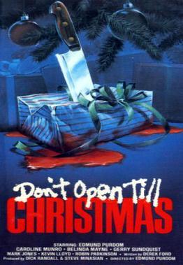 Santa Fe 2018 >> Don't Open till Christmas - Wikipedia