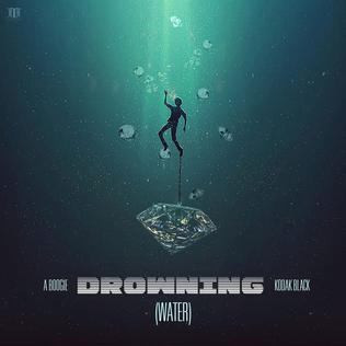 Drowning A Boogie Wit Da Hoodie Song Wikipedia