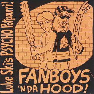 Fanboys 'n Da Hood album cover