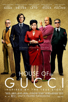 Picture of a movie: House Of Gucci