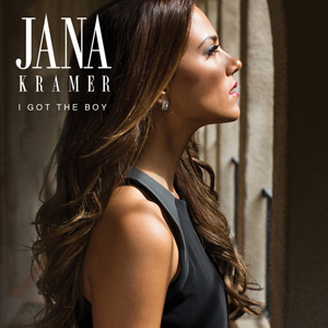 Jana Kramer - I Got the Boy (studio acapella)