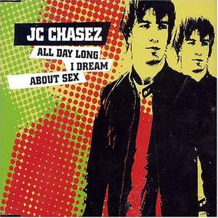 from Blake jc chasez all day long i dream about sex
