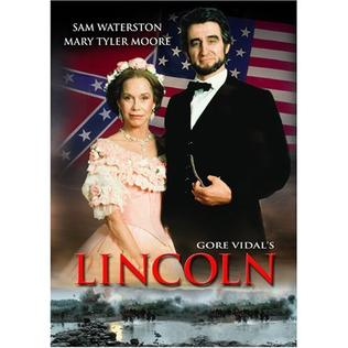 <i>Lincoln</i> (miniseries) 1988 film directed by Lamont Johnson