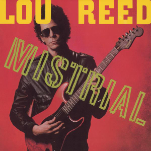 <i>Mistrial</i> (album) 1986 studio album by Lou Reed