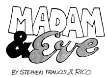 Madam and Eve logo bw.png