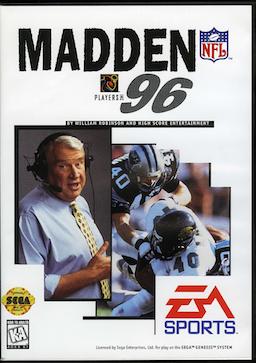 Madden NFL '96 - Wikipedia