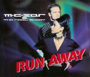 Real McCoy — Run Away (studio acapella)