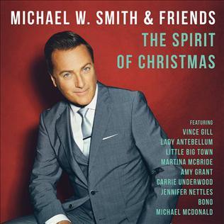 The Spirit of Christmas (Michael W. Smith album) - Wikipedia