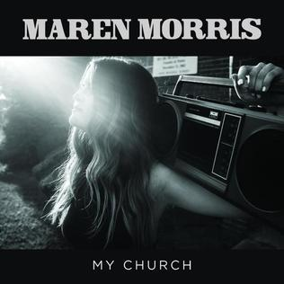 Maren Morris — My Church (studio acapella)