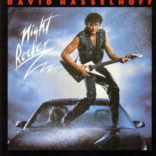 <i>Night Rocker</i> 1985 studio album by David Hasselhoff