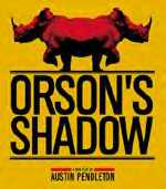 Orson's Shadow art
