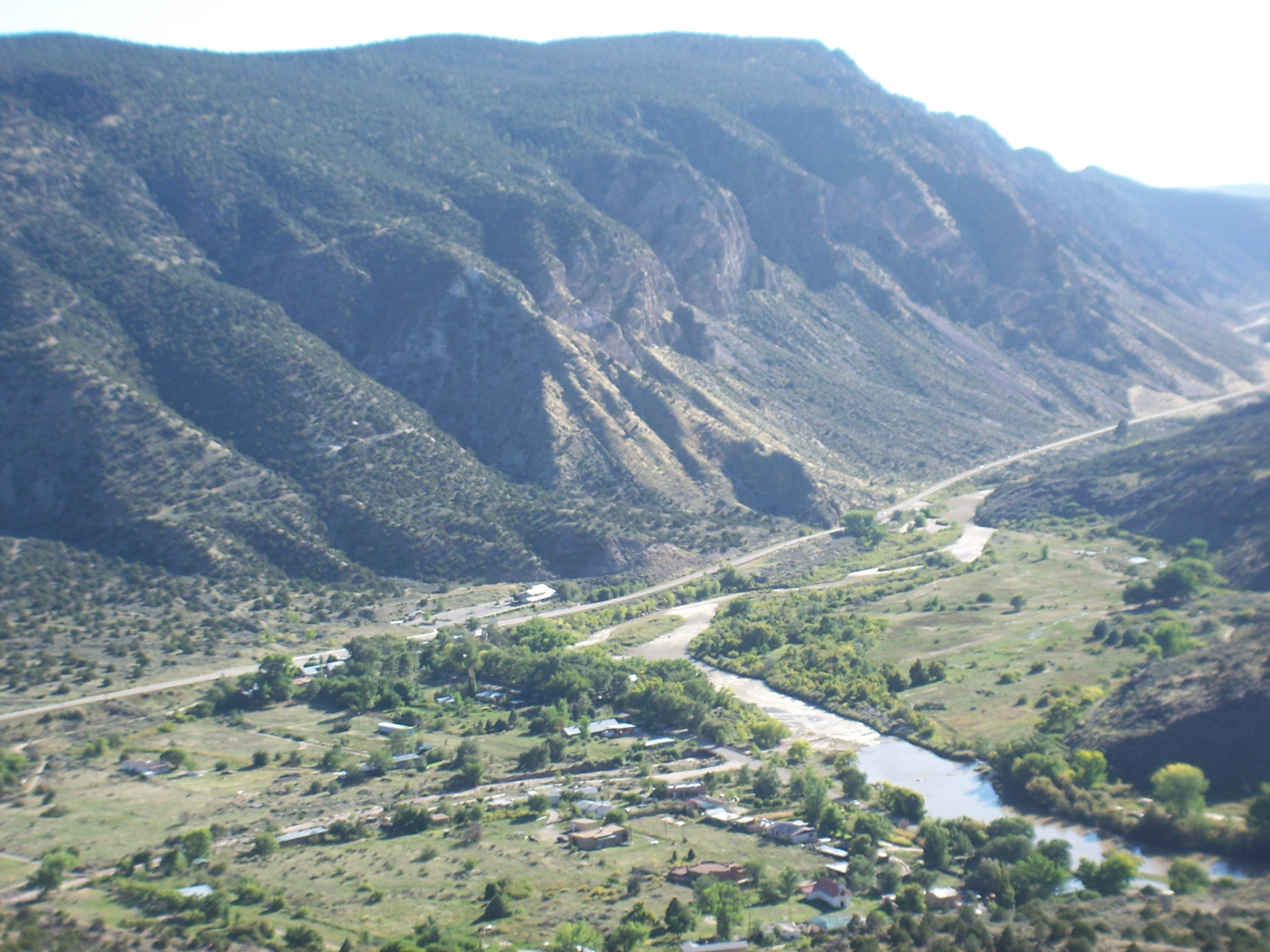 New mexico taos county penasco - Pilar New Mexico