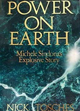 <i>Power on Earth</i> book by Nick Tosches