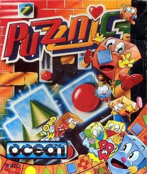 Famicom - Puzznic Box Art
