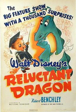 the reluctant dragon 1941 film wikipedia - Porky Pig Blue Christmas Wikipedia