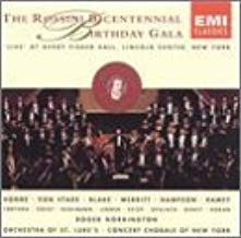 <i>The Rossini Bicentennial Birthday Gala</i> 1994 live album by Roger Norrington