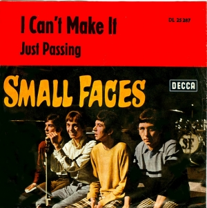 I Cant Make It 1967 single by Small Faces