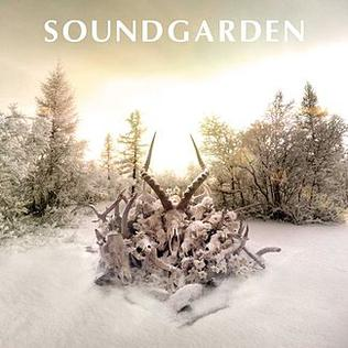 <i>King Animal</i> 2012 studio album by Soundgarden