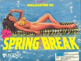 <i>Spellcasting 301: Spring Break</i>