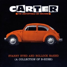 <i>Starry Eyed and Bollock Naked</i> 1994 compilation album by Carter the Unstoppable Sex Machine