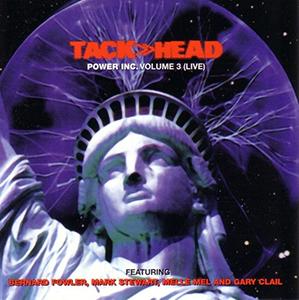 <i>Power Inc. Volume 3 (Live)</i> 1997 live album by Tackhead
