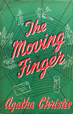 Image result for the moving finger