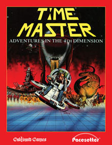 Timemaster game book cover, Goblinoid Games edition.jpg