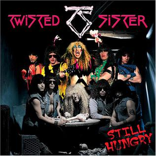 <i>Still Hungry</i> (Twisted Sister album) remix album by Twisted Sister