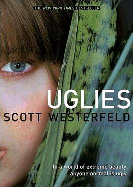 Image result for the uglies book