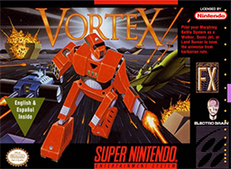 <i>Vortex</i> (video game) 1994 video game
