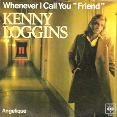 Kenny Loggins and Stevie Nicks — Whenever I Call You «Friend» (studio acapella)